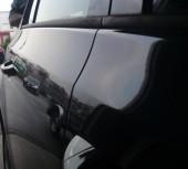 Auto nach der Dellenentfernung